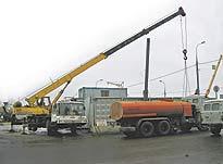 Январец DUT 0502 на польском шасси Fablok PS-502