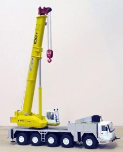Мини модель Ивановец 100 тонн