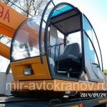 Novaya kabina avtokrana masheka